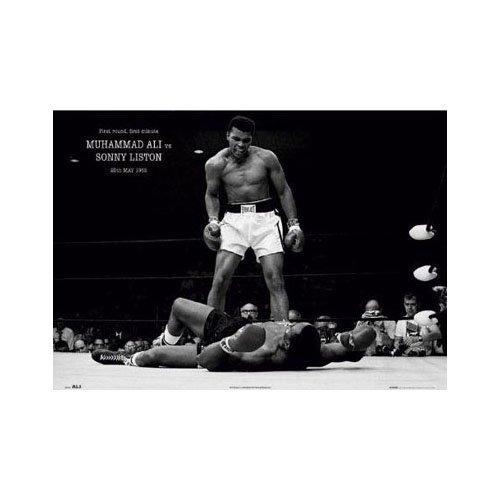 Muhammad Ali Poster Pack Liston Landscape 61 x 91