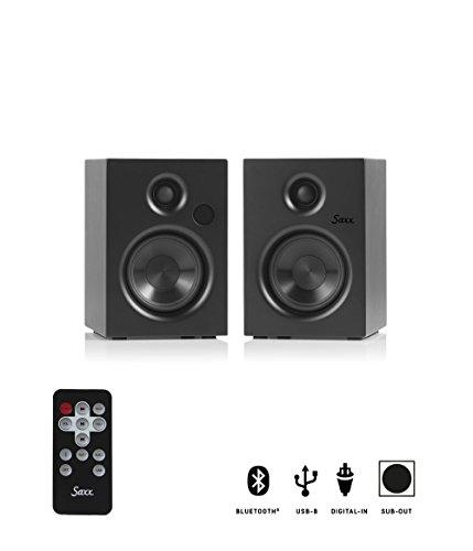 Saxx airSOUND AS 30 Bluetooth Lautsprecher Paar