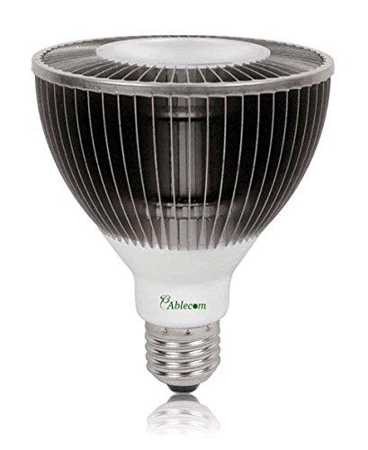 Ablecom 15W LED Lampadina, impermeabile, con Luce Bianca Calda per