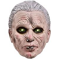 QCSTORE - Guía para Halloween, diseño de mago con ojos verdes