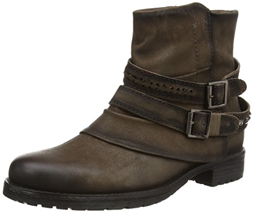 Marc Shoes Massa, Bottes de Motard Courtes, Doublure Froide Femme