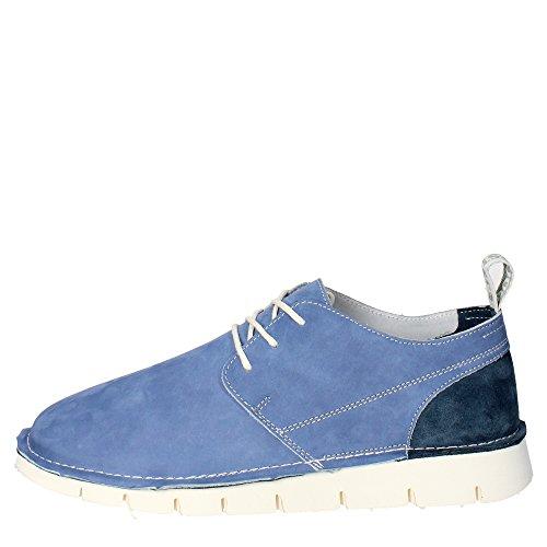 Docksteps DSE102923 Sneakers Uomo Nabuk Azzurro Azzurro 42
