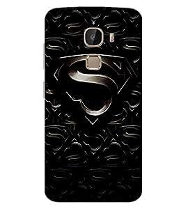 "ColourCraft Alphabet ""S"" Design Back Case Cover for LeEco Le 2"