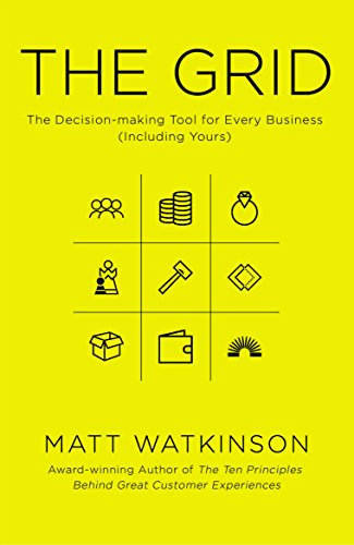 The Grid: The Decision-making Tool for Every Business (Including Yours) (Grid Fashion)