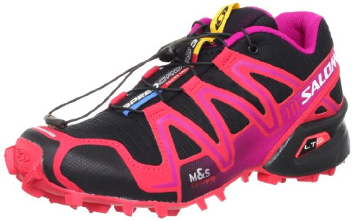Salomon Speedcross 3, Unisex Kids' Low-Top Sneakers