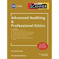 Scanner-Advanced Auditing & Professional Ethics (CA-Final)(Nov 2019 Exam-New Syllabus)(4th Revised Edition July 2019)