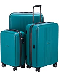HAUPTSTADTKOFFER - FHAIN Koffer Reisekoffer Trolley Hartschale TSA matt (S, M, L )