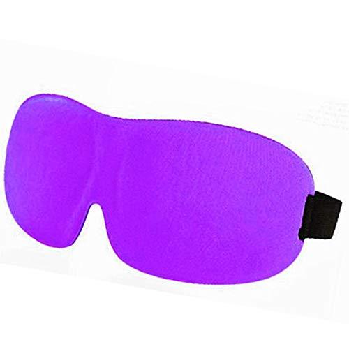 Miaoss Schlafmaske, Augenmaske, Schlafkomfort-3D-Augenmaske Reisemaske Für Herren Und Damen