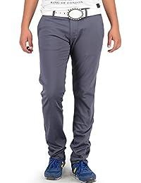 Jeel Chino Hose Herren Slim Fit Business Chinohose Elegante Stoff Pant Moderne Freizeit Hose versch. Farben