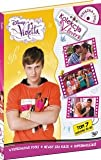Violetta Kolekcja V-lovers Tom 7 odcinki 31-35 [KSIÄĹťKA]+[DVD]