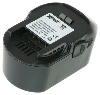 Ersatzakku für AEG 14,4 Volt von XCell