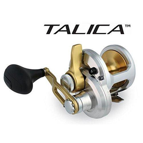 Shimano Talica TAC12 Single Speed Reel - Right-Handed by Shimano Shimano