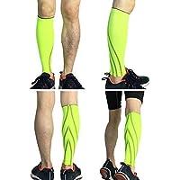 Gracorgzjs Kompressions-Beinbandsocken, Unisex, für Sport, Laufen, Fußball, Wadenbandage preisvergleich bei billige-tabletten.eu