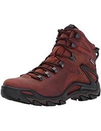 ECCO Terra Evo High Gore-tex Backpacking Boot, Navajo Brown/Birch, 40 Eu/6-6.5 Us Cognac/Cognac 45