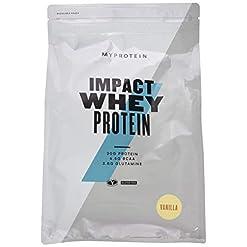 Myprotein Impact Whey Vanille