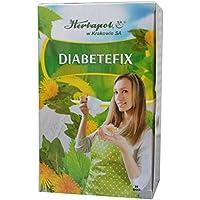 Tee zum Abnehmen mit 4 Kräutern, auch bei Diabetes, 60x1,5g, 90g, kurbelt Stoffwechsel, Verdauung an, bremst Heißhunger... preisvergleich bei billige-tabletten.eu