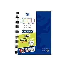 EUROPEANBOOK 4 WRITE&ERASE SCHOOL CLASSIC TE A4+ 120H MULTIGRAFATO CON SCRIBZEE
