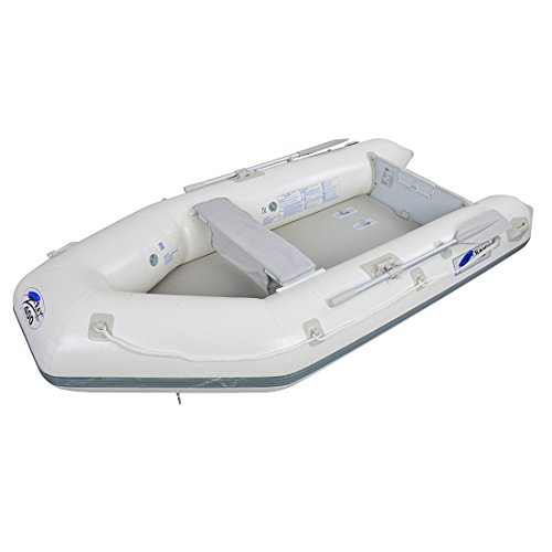 Z-RAY III 400 PAIOLATO GONFIABILE IN AIR DECK TENDER GOMMONE DINGHY BOTE