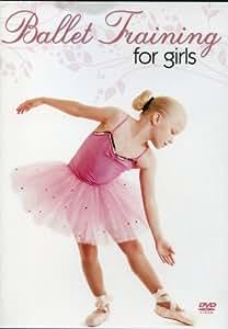 Ballet Training for Girls [DVD] [2008] [Region 1] [US Import] [NTSC]