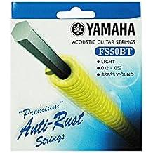 Yamaha FS50BT - Juego de cuerdas para guitarra acústica