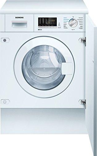 Siemens iQ500 WK14D541 Waschtrockner / 7,00 kg / 4,00 kg / B / 270 kWh / 1.400 U/min / aquaStop / Outdoor Programm / 15-Minuten Waschprogramm /