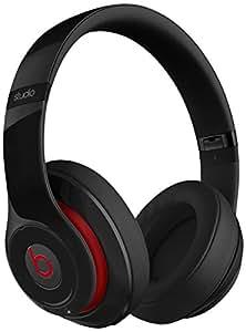 Beats by Dr. Dre Studio 2.0 Casque pour Smartphone Noir/Rouge