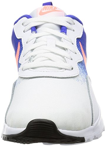 Nike Wmns Ld Runner, Scarpe da Ginnastica Donna Bianco (White/Lava Glow/Paramount Blue)