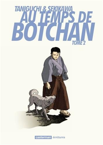 Au temps de Botchan - Casterman Vol.2