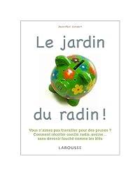 Le jardin du radin ! (Larousse attitude - Jardin)