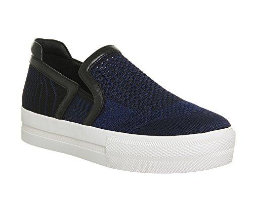 Ash Scarpe Jeday Sneaker Nero Donna Ocean/Nero