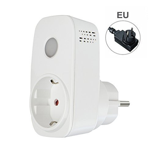 Broadlink SP3 Smart Plug WLAN Presa Spina 16A + timer wifi Smart switch Switch Smart telecomando senza fili per iphone Ipad Android