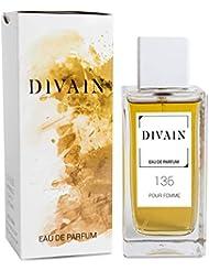 DIVAIN-136 / Similaire à Sí de Armani / Eau de parfum pour femme, vaporisateur 100 ml