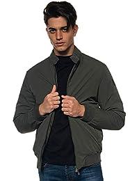 Amazon.it  Museum - Verde   Giacche e cappotti   Uomo  Abbigliamento 876f4a71051d