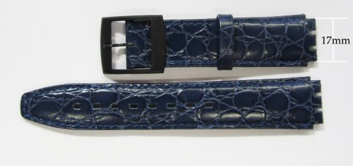 replacement-blue-croc-grain-leather-swatch-watch-strap-17mm-by-condor