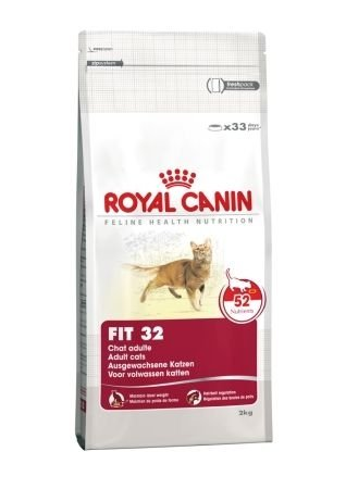 Price comparison product image Royal Canin Health Nutrition Fit 32 Cat Food 400g