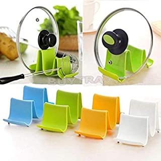 amazing-trading NEW SALE Pot Pan Spoon Lid Storage Stand Holder