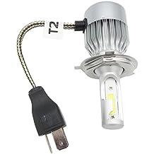 INTERNET 110W 7600LM H4 CREE LED kit de luz Kit de coche Hi / Lo haz de bulbo Kit 6000k 12V