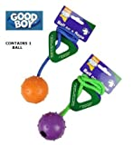 GOOD BOY Rope & Ball Dog Toy (Assorted)
