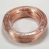 Installerparts polarizzate 15,2m 18AWG Bulk speaker Wire–flessibile–-rame
