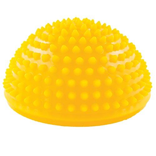 TheraPIE Sensorik Balance Igel | Gymnastik Igel | Igelball | ca. 16 Ø cm | 6er Set + Gratispumpe - Bild 6