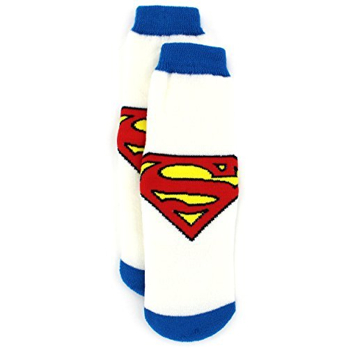 Superman Boys slipper-socks (Toddler/Little Kid/Big Kid)
