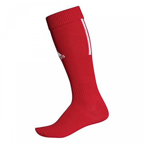 adidas Kinder Santos 18 Socken Power Red/White EU 27-30