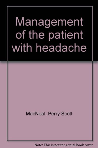 Management of the patient with headache