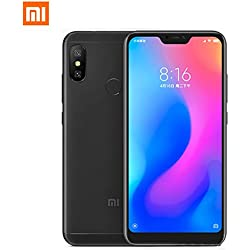 "Xiaomi Mi A2 Lite Versión Global 5.84""Full Screen 3GB RAM 32GB ROM - Negro"