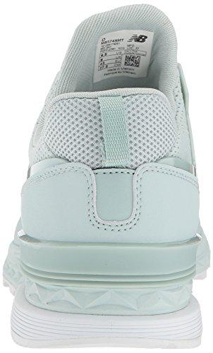 Zapato Deportivo Hombre, Color Verde, Marca New Balance, Modelo Zapato Deportivo Hombre New Balance Ms574 Smt Verde Verde