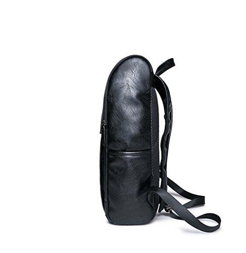ANNE Männer Casual Travel Rucksack Fashion School Schultertasche Brown