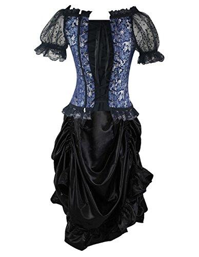 Burvogue Steampunk-Kostüm für Damen Picture 5