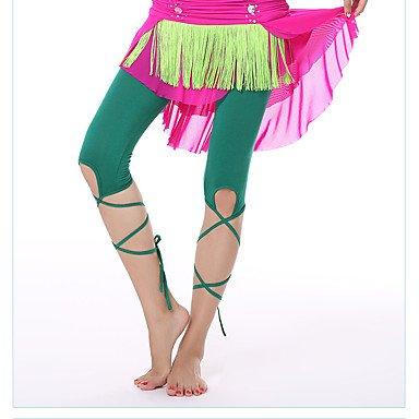 HJL Belly Dance Bottoms Women's Training Modal Pleated 1 Piece
