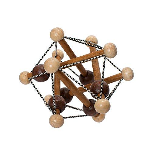 Manhattan Toy Artful Skwish Rassel und Beißring Greifing Activity Toy