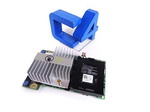 frh64 - DELL PERC H710 integrado controlador RAID 512 MB caché W/battery  PN: 70 K80 para PowerEdge R320 R420 R420 X R R520 R620 R720 R720 x T620